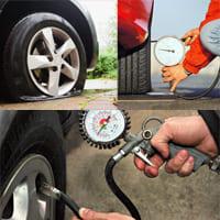Как правильно накачать шины?